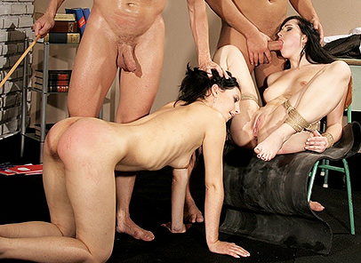 Dominated Anal School - part 2.