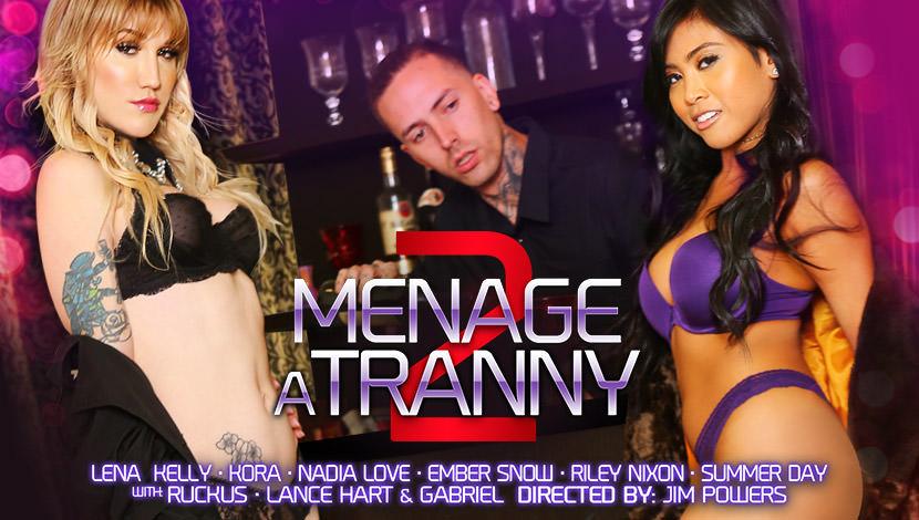 Menage A Tranny 2