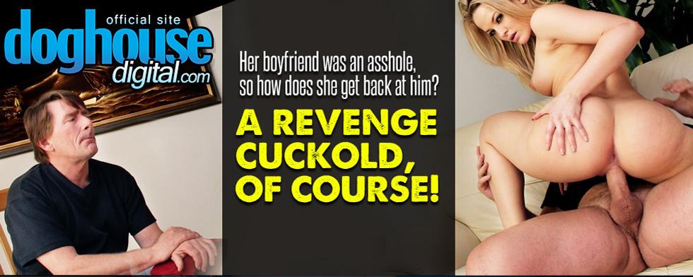 "Alexis Texas, Mark Davis and Kyle Stone, from ""Revenge Cuckold #01"""