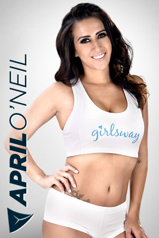 April ONeil GOTM September 2017