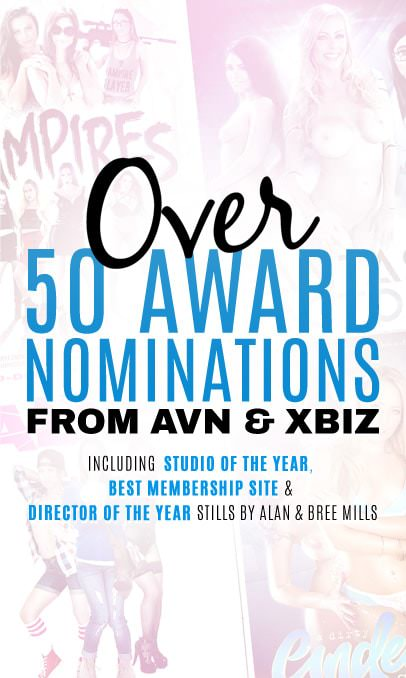 Over 50 Award Nominations