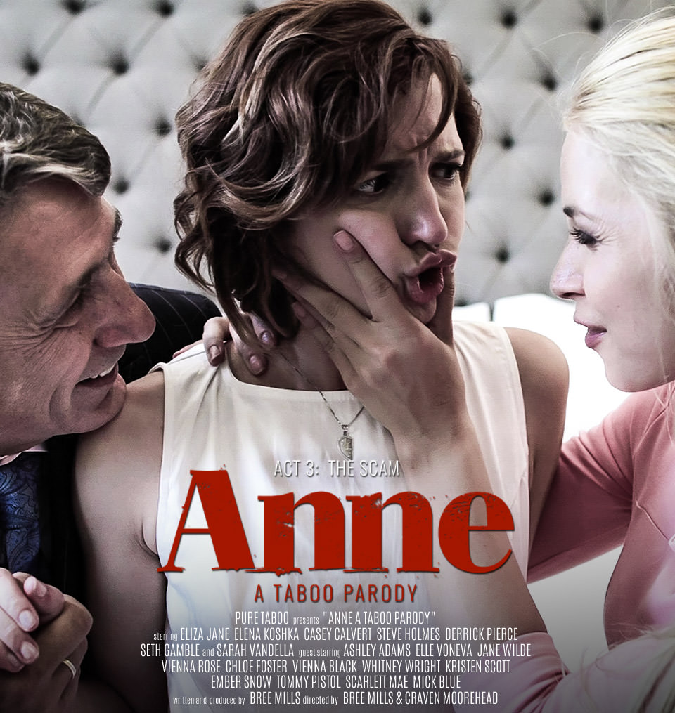 Anne Act 3: The Scam