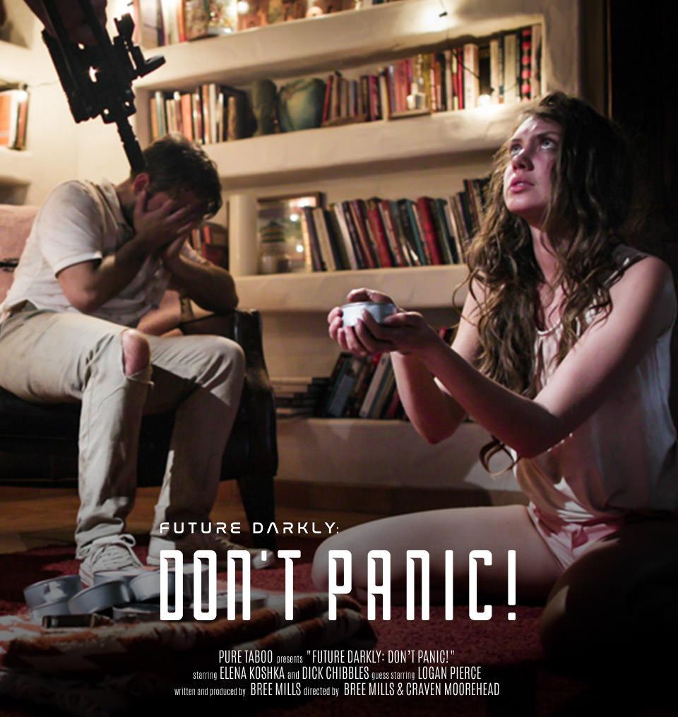 Future Darkly: Don't Panic!