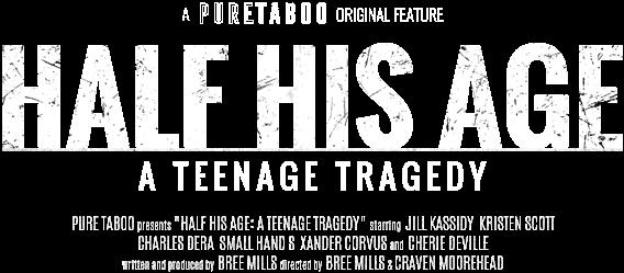 Half his age, a teenage tragedy