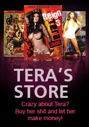 Tera Patrick's store