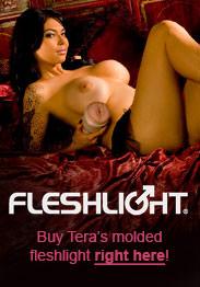 Tera Patrick's Fleshlight